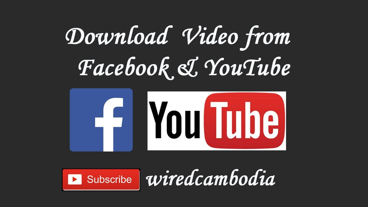How to download video from facebook youtube with iskysoft itube how to download video from facebook youtube with iskysoft itube studio ccuart Gallery