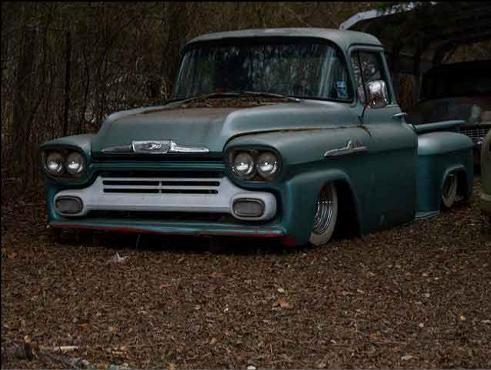 58 chevy apache   old cars & trucks   chevy trucks, chevy, chevy apache