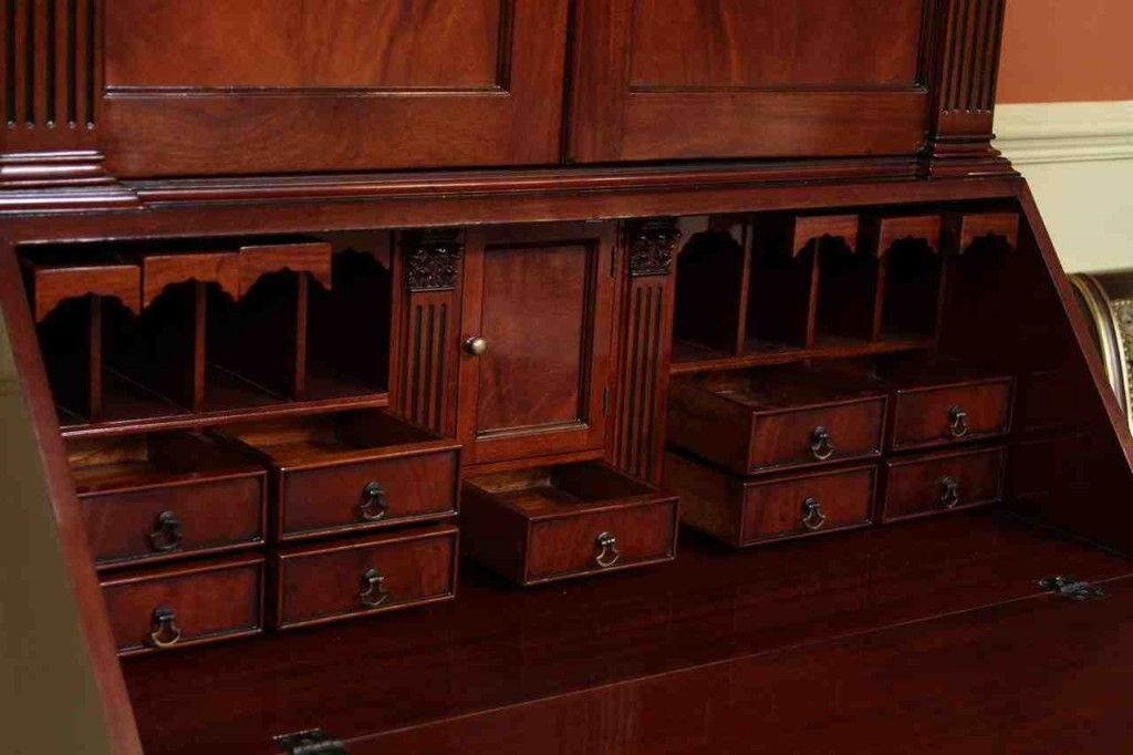 Antique Secretary Desk Styles Secretary Desks Desk Styling Antique Secretary Desks