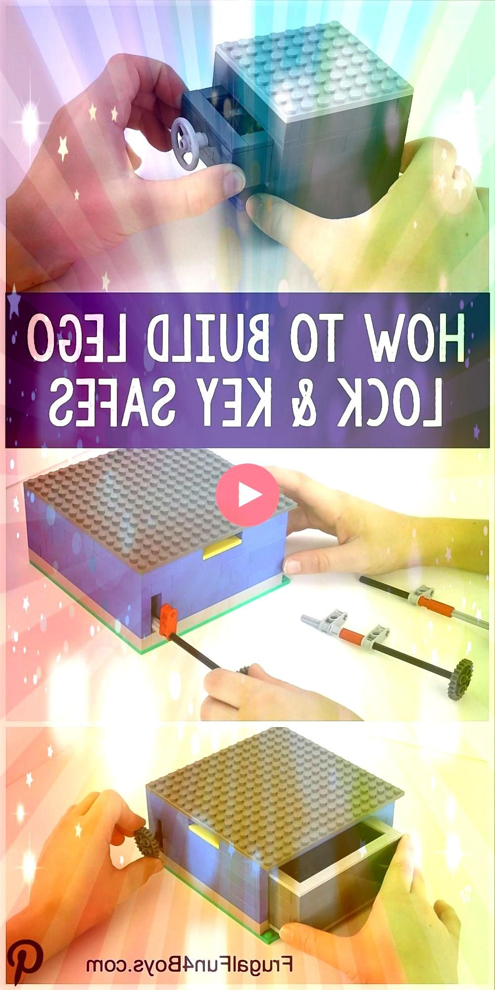 to Build LEGO Safes with Lock  Key How to Build LEGO Safes with Lock  KeyHow to Build LEGO Safes with Lock  Key This LEGO DUPLO Shadow Theatre is a great way to teach you...