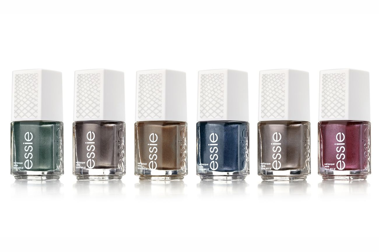 Get Your Python on With Essie's Repstyle Collection