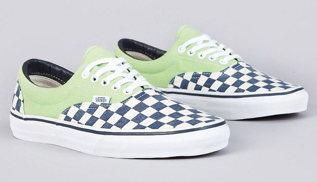 "be5103a08b0 Check out this limited edition Vans Era – Van Doren Series ""Checkerboard"""
