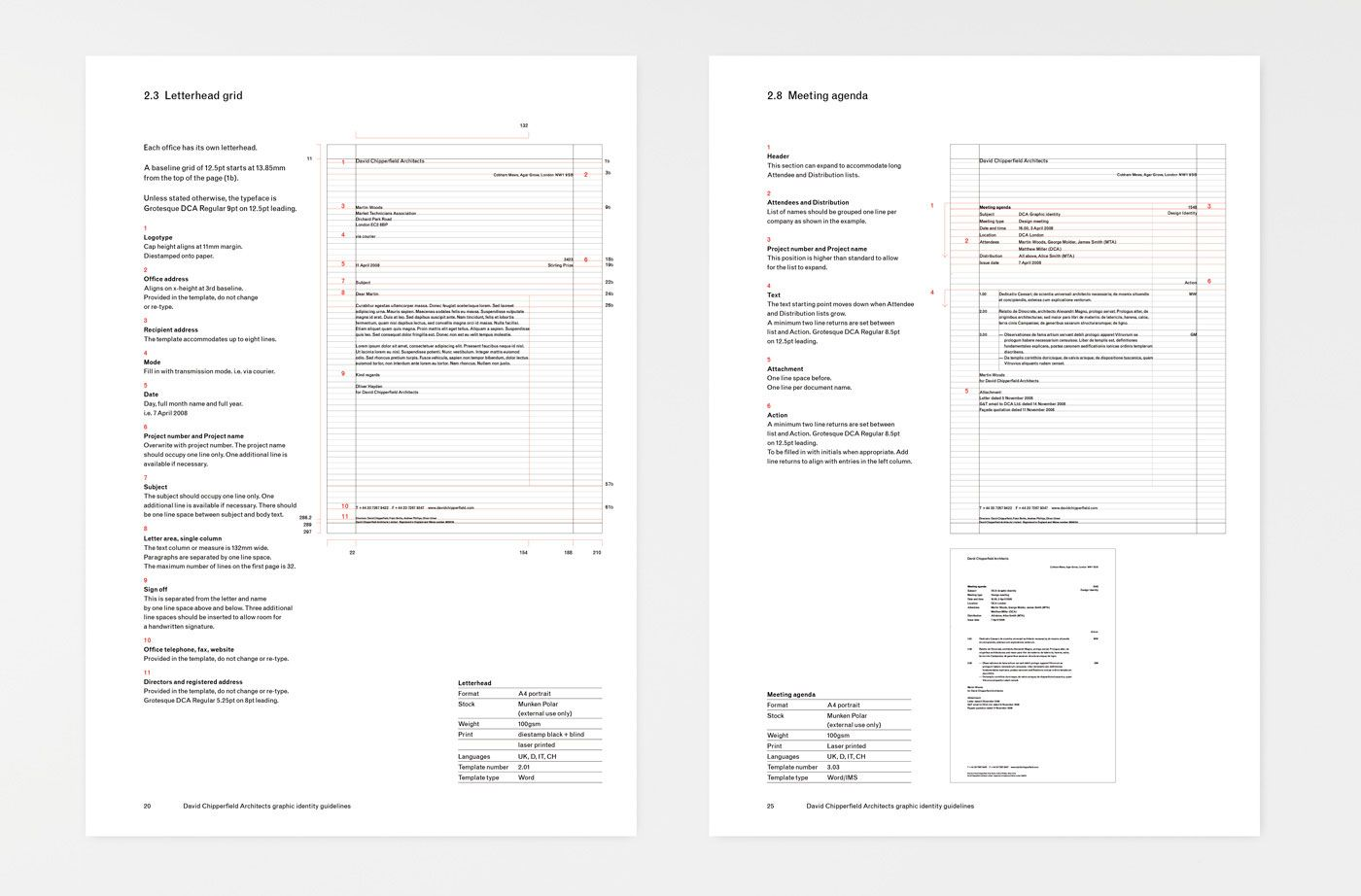 David chipperfield architects by john morgan studio brand david chipperfield architects by john morgan studio letterhead templategraphic spiritdancerdesigns Image collections