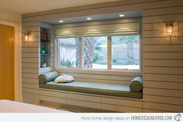 15 Bay Window Ideas For Inspiration Home Design Lover Window Seat Design Bay Window Design Remodel Bedroom