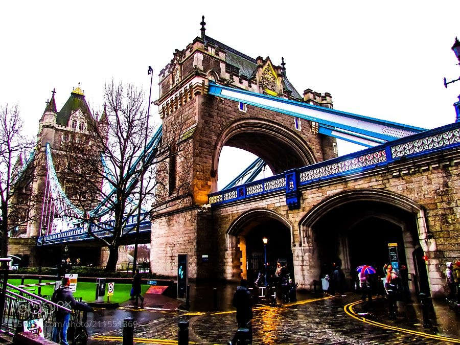 study on tower bridge london england remarkable cities and