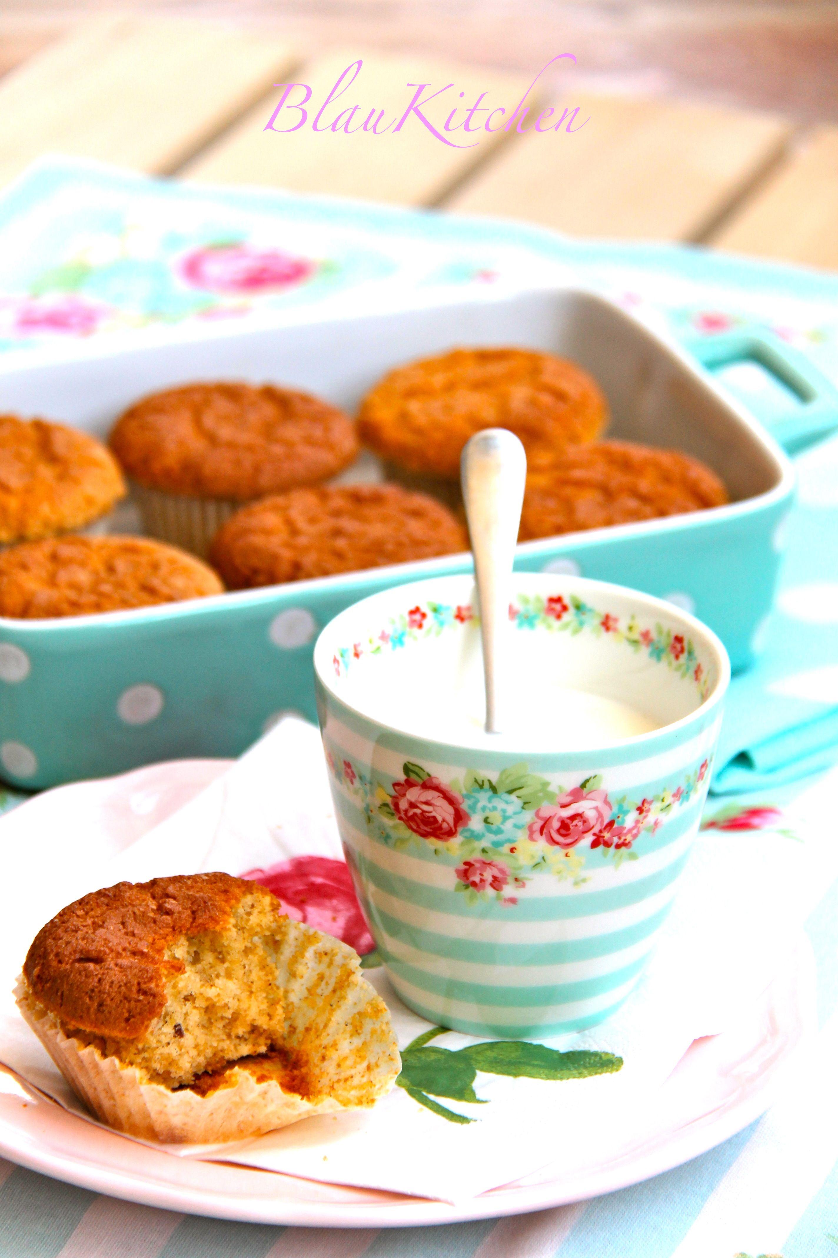 Cupcakes de mantequilla de cacahuete magdalenas de