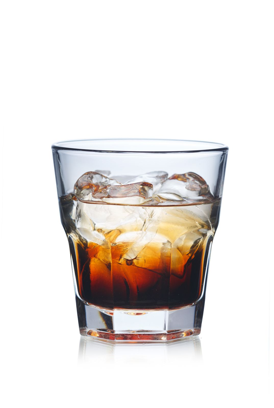 Black Russian Cocktail recipe made with Kahlua Coffee