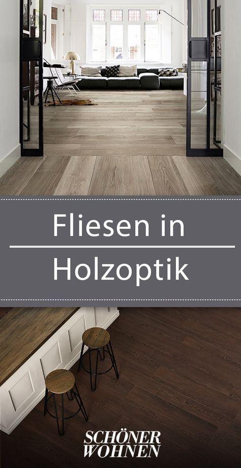Photo of Fliesen in Holzoptik