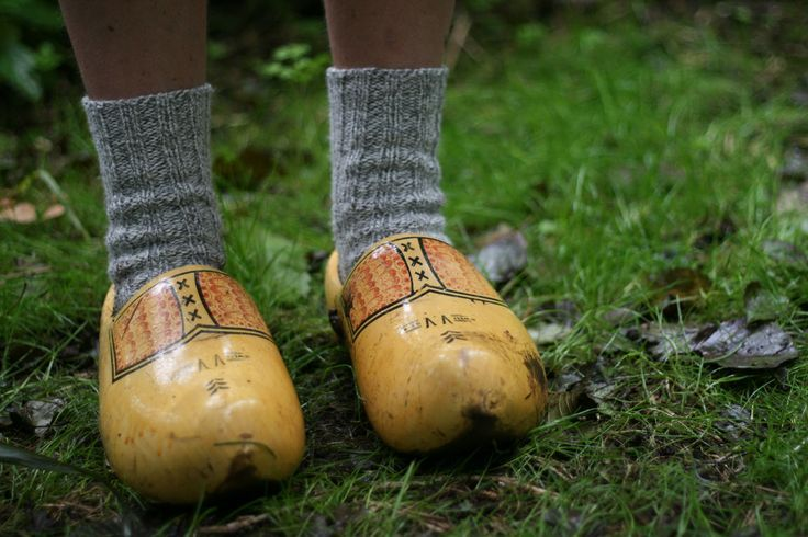 The Stereotype That All Dutch People Wear Wooden Shoes Called