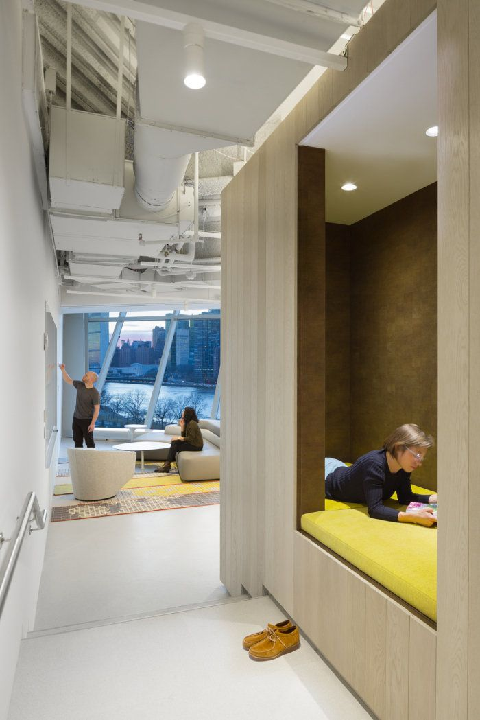 Office Tour: Two Sigma Collision Lab Offices