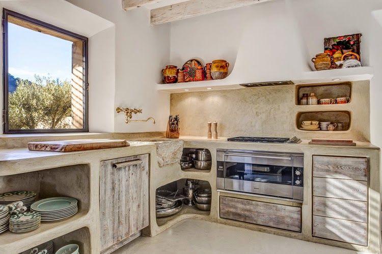 Vicky S Home Casa Rustica De Estilo Mediterraneo Rustic