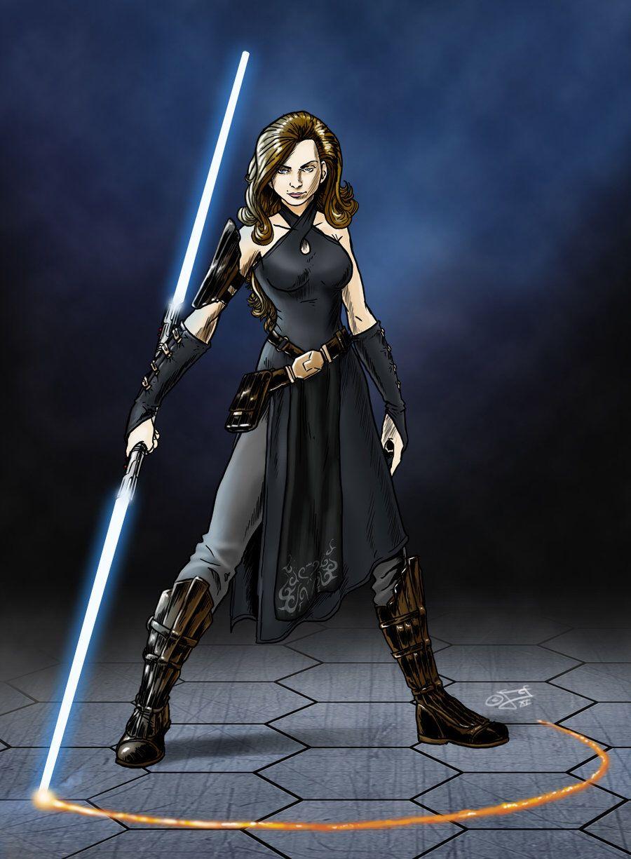 Pin on Jedi Anime