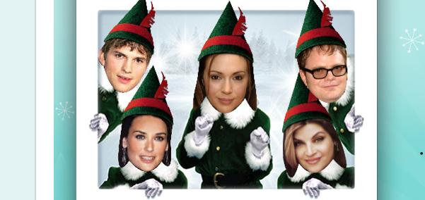 Jibjab Christmas.The Jibjab Blog Christmas Card Christmas Cards Elf On