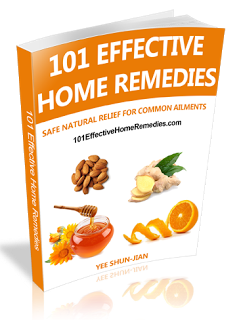 you reed book: 101 Effective Home Remedies