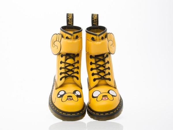 fresh styles sleek promo code Adventure Time Doc Martens Put Finn And Jake On Your Feet in ...