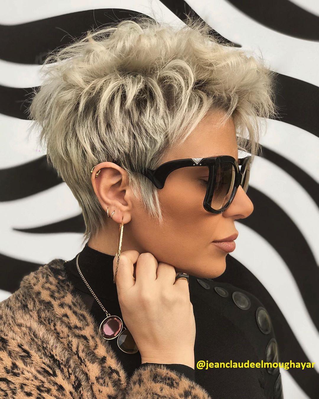 Fruhlings Frisuren 2020 Neue Frisuren Frisuren Stil Haar Kurze Und Lange Frisuren In 2020 Schone Frisuren Kurze Haare Haarschnitt Kurz Kurzhaarfrisuren