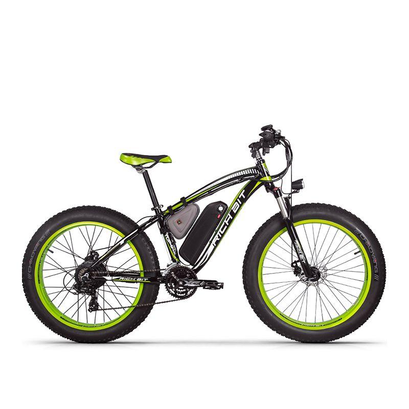 Kaufen RichBit RT012 Plus 21 s Elektrische Fahrrad Mit