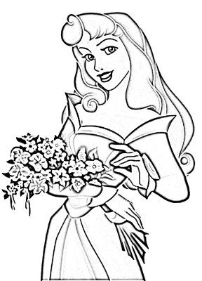 disney princess coloring pages - Coloring Pages Of Princesses