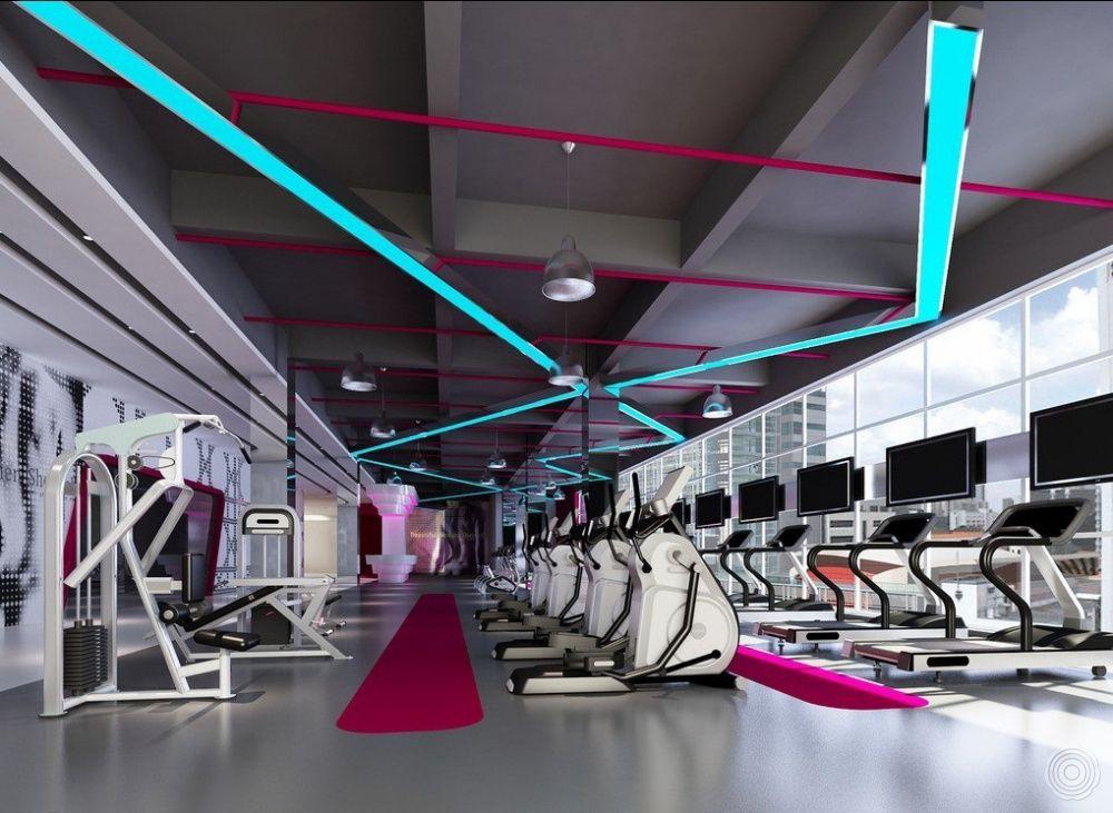 Verlichting fitnessruimte :-) ... | GIMNASIO | Pinterest | Gym, Gym ...