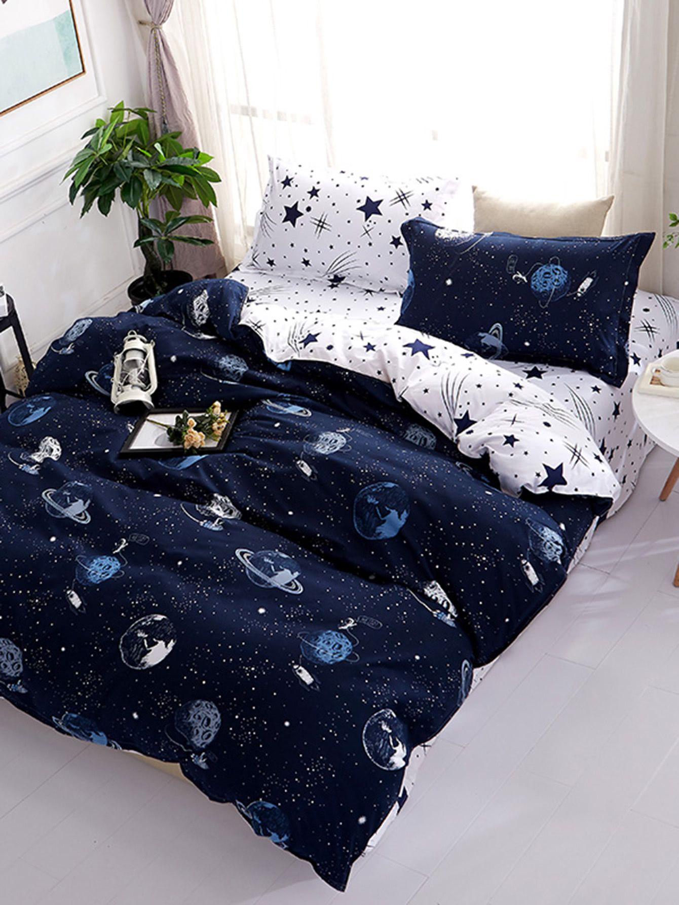 Power Source 1.5m 1.8m 2.0m 2.2m Bed Sheet 4 Pcs Bedding Set King Queen Twin Double Single Size Duvet Cover Pillowcase Beds Set Kids Bedlinen Beautiful In Colour