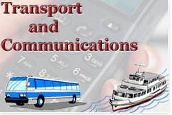 el DESVÁN de TERCERO : U 13. Transport and communication