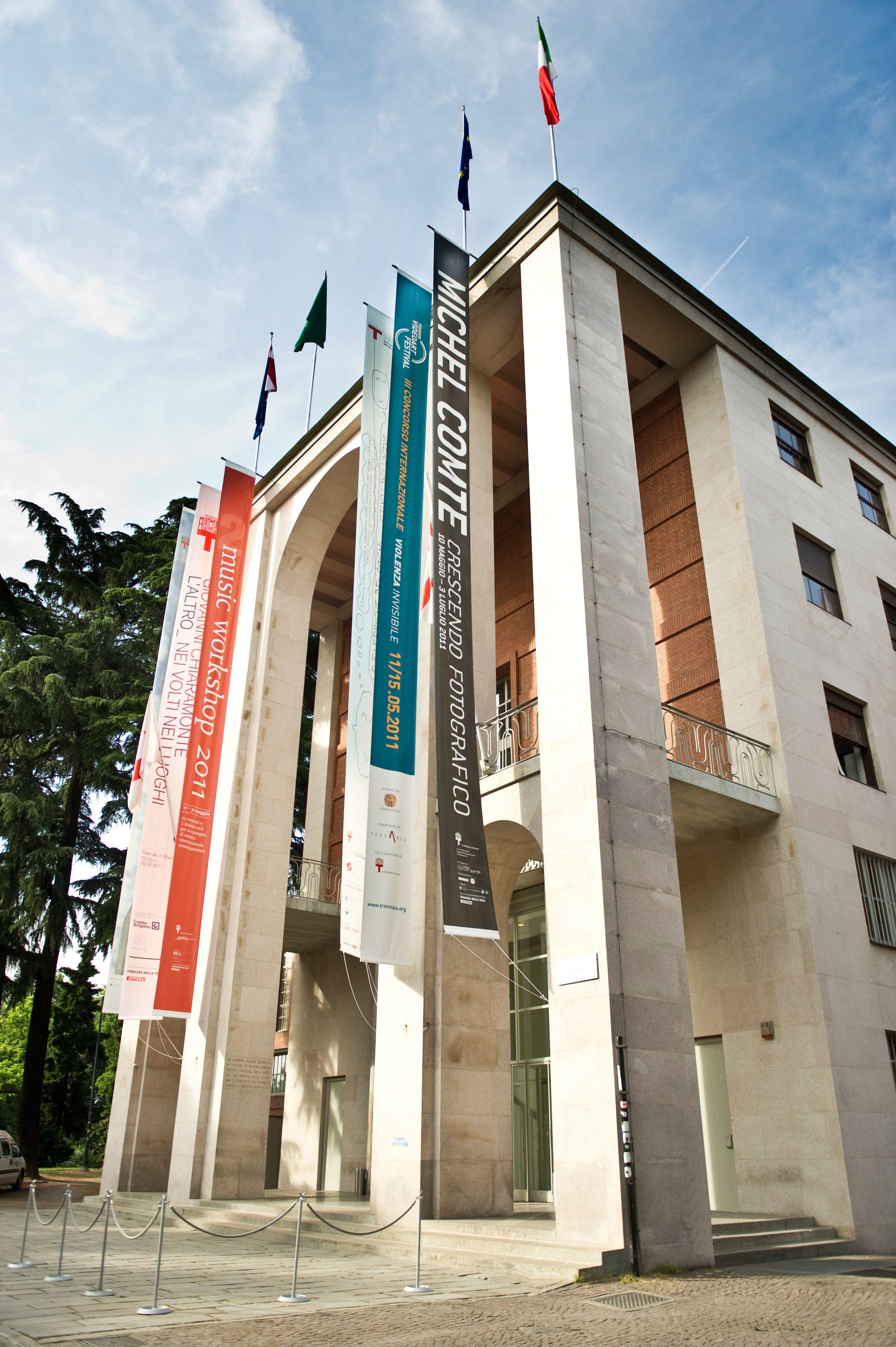 Triennale di Milano - Triennale Design Museum | Viale ...