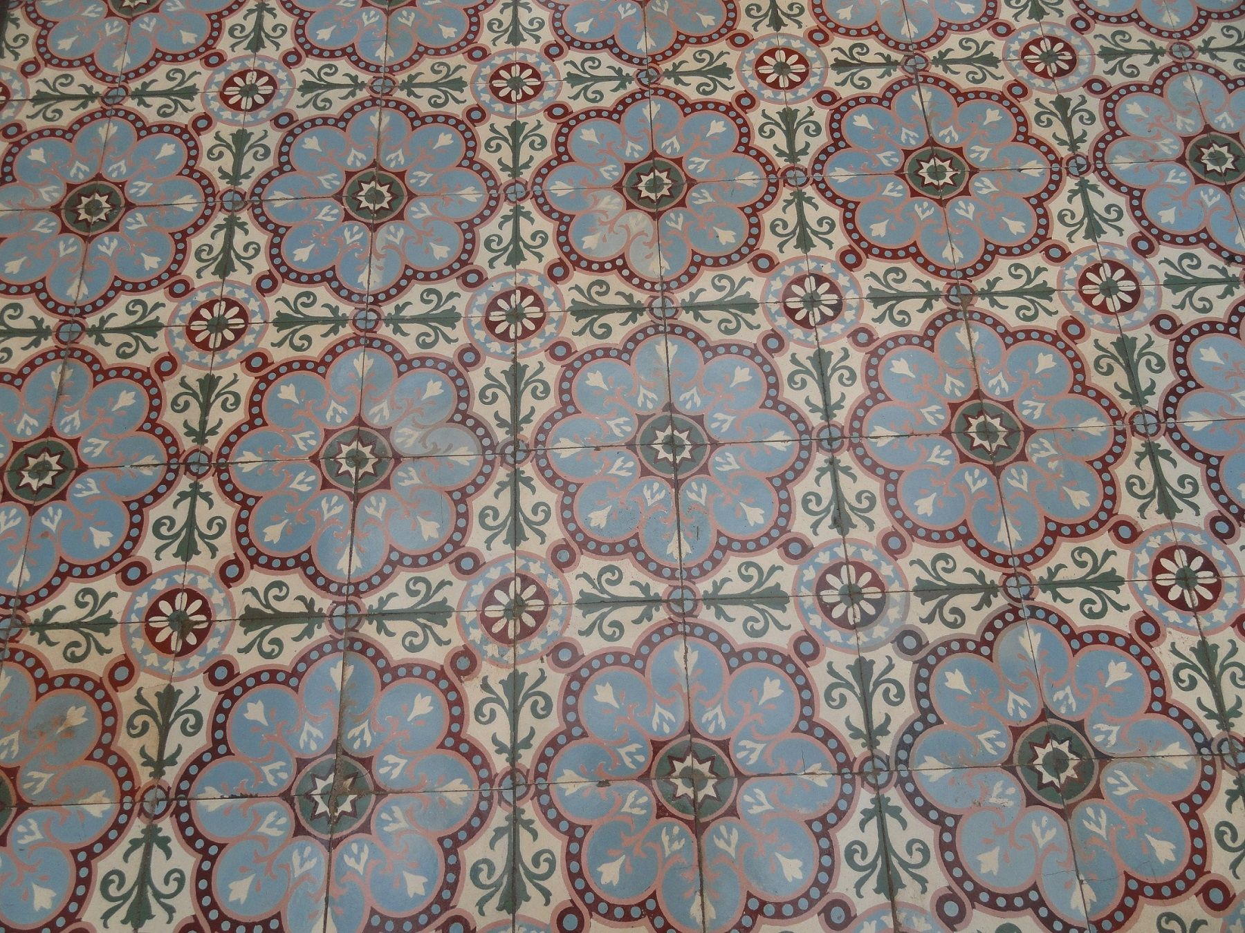 Oude vloertegels Antieke vloertegels www.floorz.nl www.floorz.be