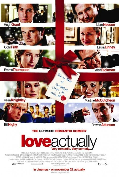 How Well Do You Know Love Actually 14 Crazy Facts You Never Knew Love Actually Movie Best Christmas Movies Love Actually