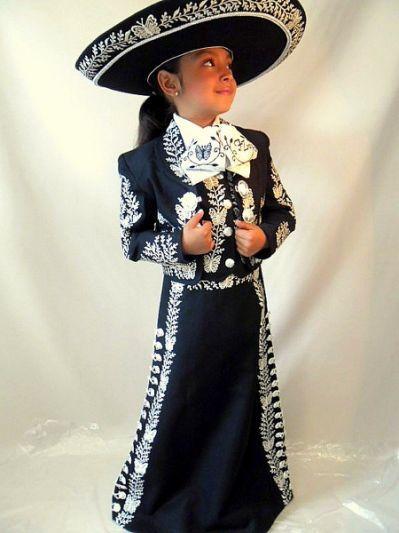 traje de charro para nina fabricante  c17796c50b1