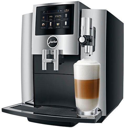 Kaffeevollautomat 15187 S8 Chrom