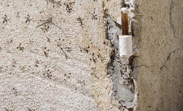 Comment réparer un angle de mur endommagé Father and Bricolage