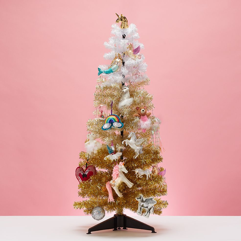 Why Is There A Christmas Tree: Decorate Your Christmas Tree With An Ombre Theme.. Plus