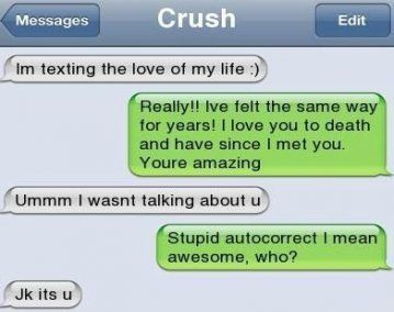 Best Funny Texts Messages Crush Teenager Posts Ideas