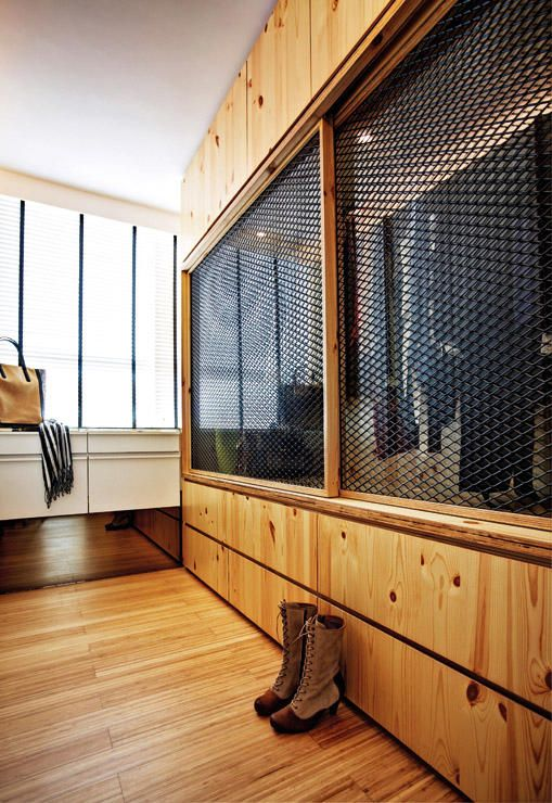 Mood Board Large: Clever Closets | Home U0026 Decor Singapore A Metal Grill For  Your