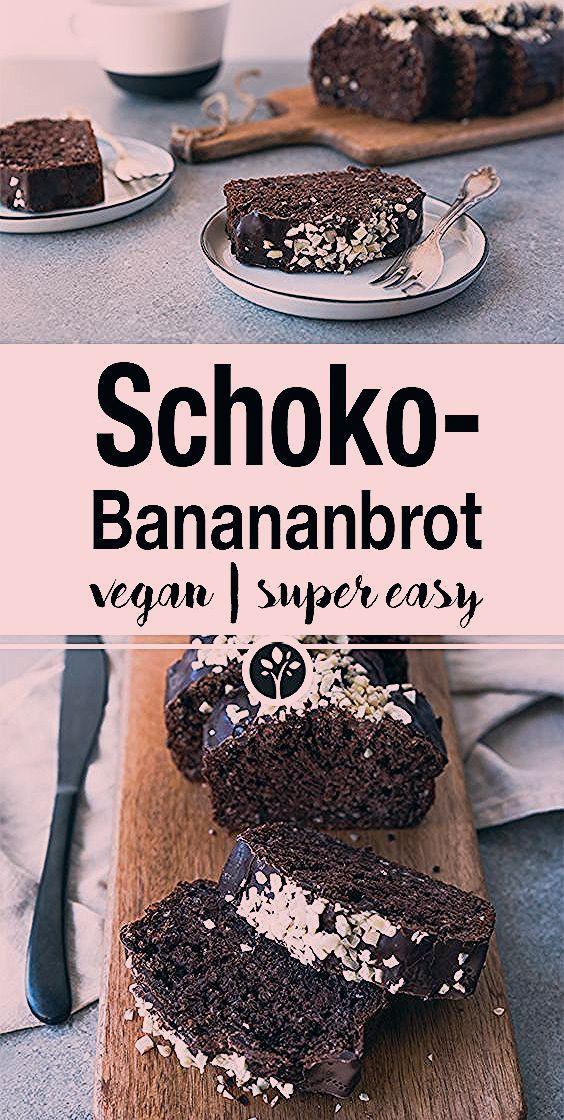 Schoko-Bananenbrot | NataschaKimberly