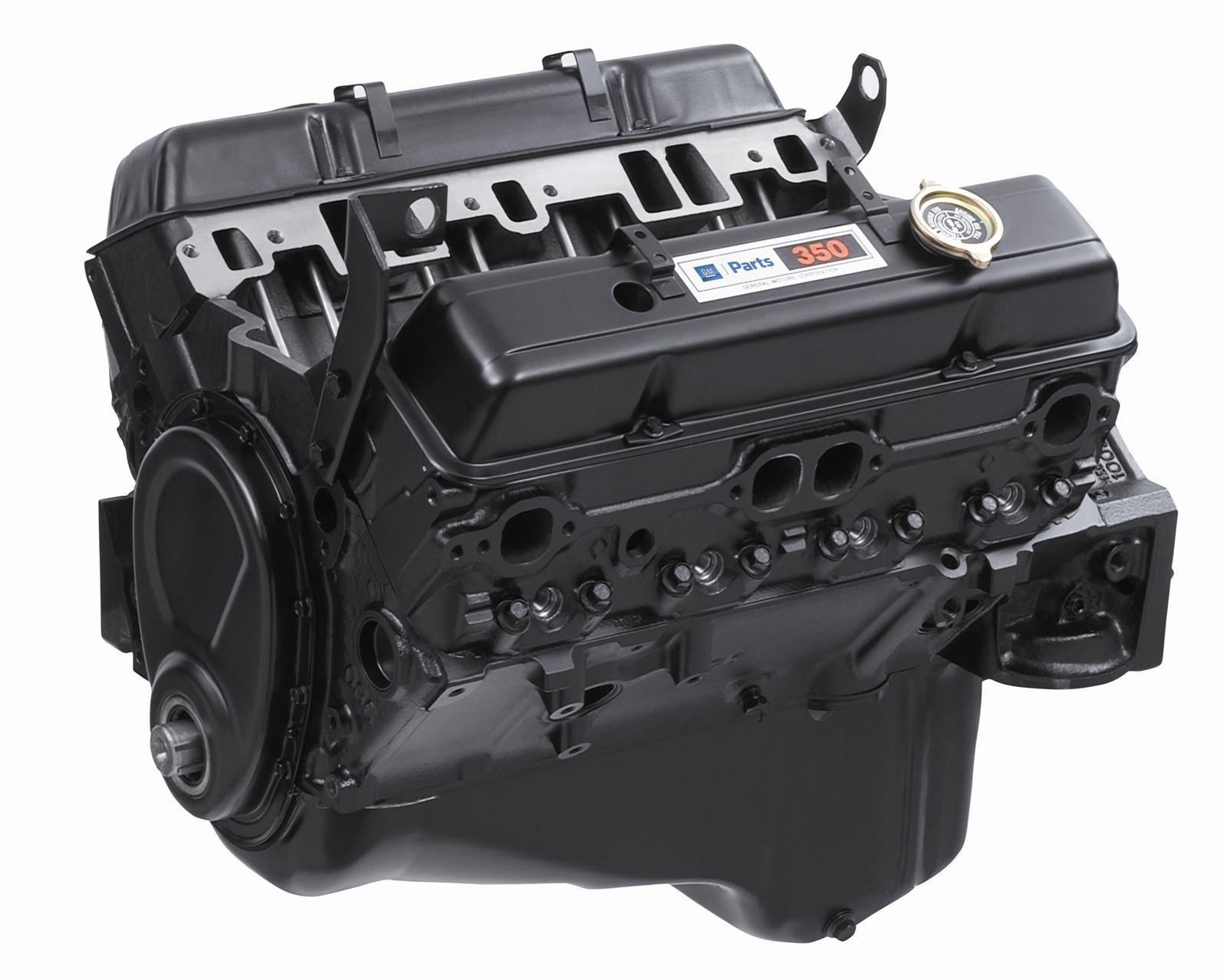 Chevrolet Performance 350 C.I.D. Base 195 HP Engine