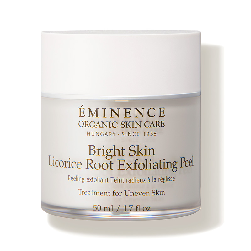 Eminence Organic Skin Care Bright Skin Licorice Root Exfoliating Peel Dermstore Eminence Organic Skin Care Organic Skin Care Exfoliating Peel