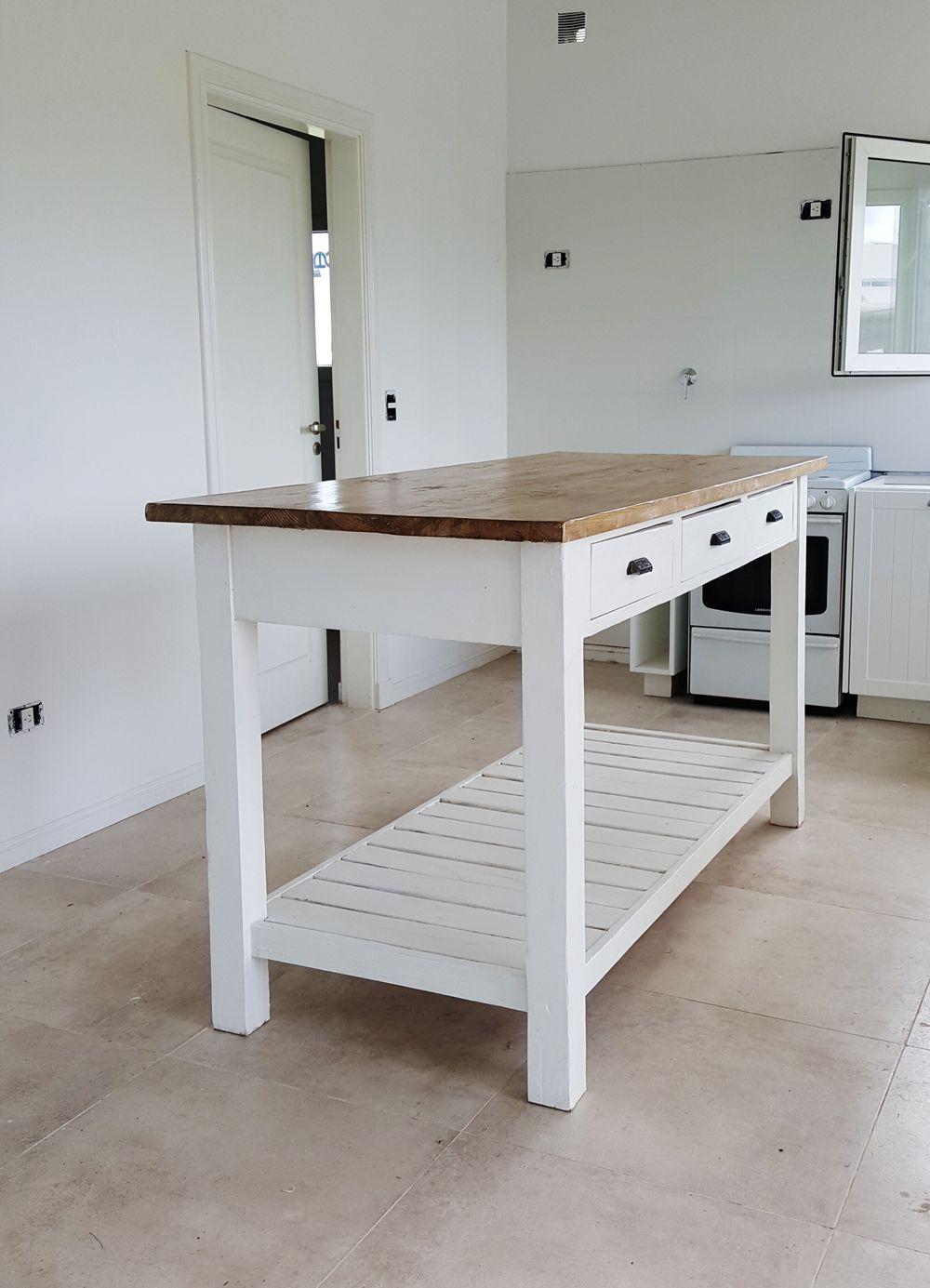 DECO extra table kitchen   whites   Cocinas rusticas   Pinterest ...