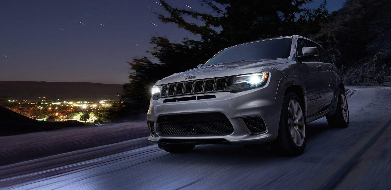 2018 Jeep Grand Cherokee Trackhawk Jeep Grand Cherokee Jeep Grand 2017 Jeep Grand Cherokee