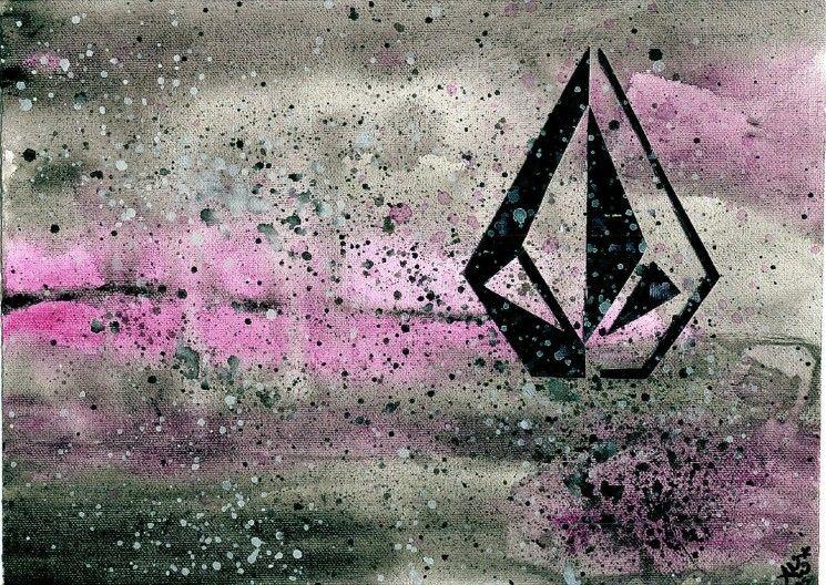 Amazing Pink Volcom Wallpaper Hd Widescreen For Your Pc Computer Wallpaper Surf Art Volcom