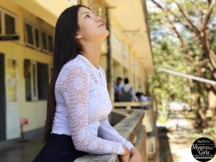Obvious, burmese girl uncensored
