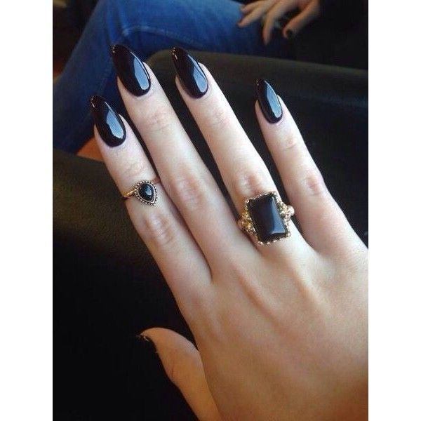 Stylish black nail designs you can do yourself ohh my my liked on stylish black nail designs you can do yourself ohh my my liked on polyvore featuring solutioingenieria Gallery