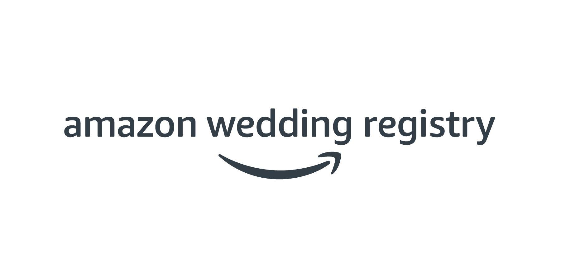 Amazon Wedding Registry  Amazon wedding registry, Wedding