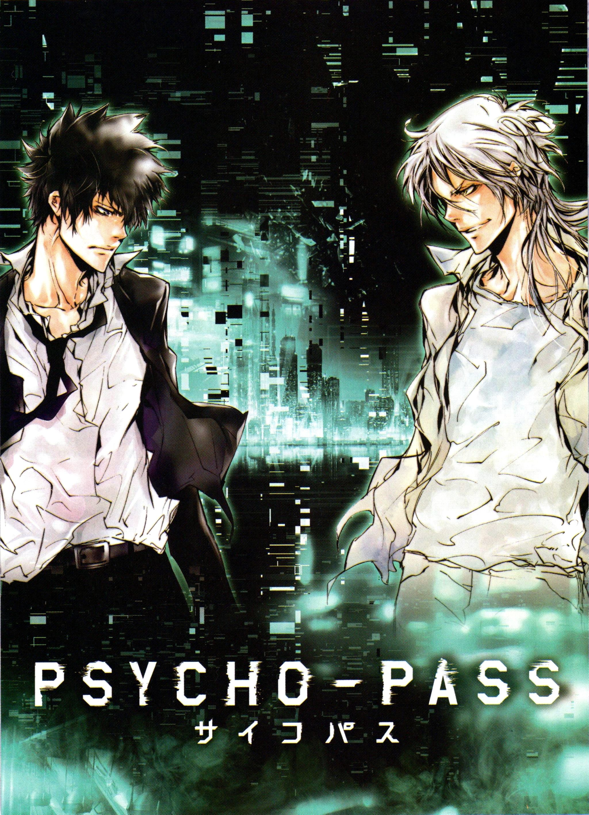 PSYCHOPASS. I just watched this one and I must say, this