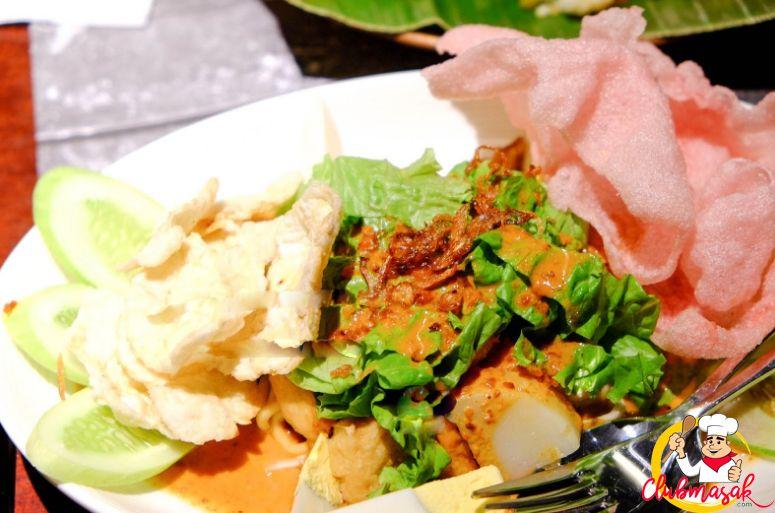 Resep Selada Padang, Salad Sayur Untuk Diet, Club Masak