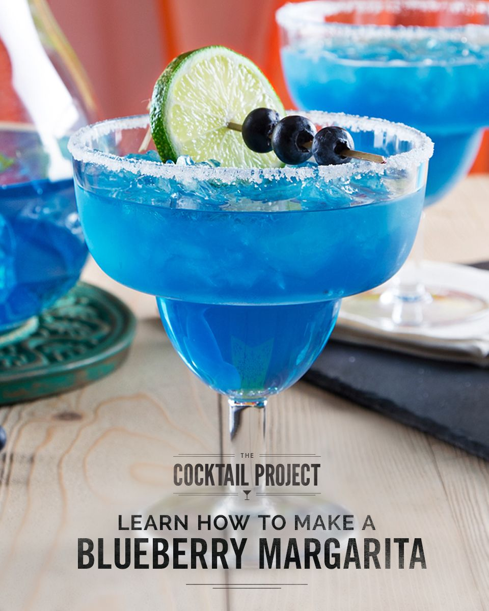 1800 Ultimate Blueberry Margarita Recipes