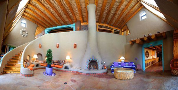 40+ Extraordinary Earthship Homes Design Ideas
