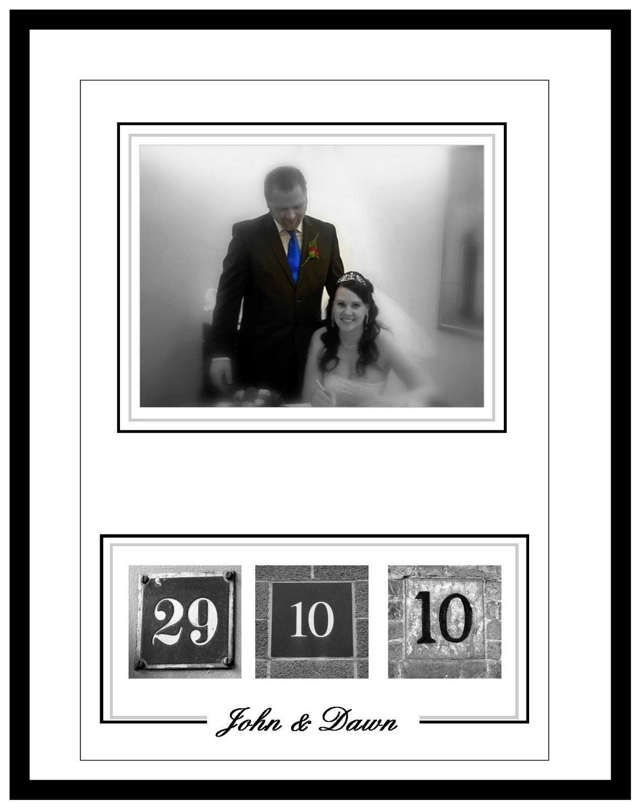 First Wedding Anniversary Gift