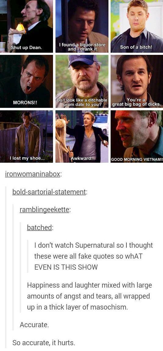 supernatural tumblr - Google Search
