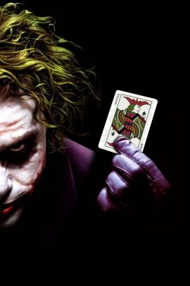 Download Joker Iphone 4s Hd Wallpaper For Your Apple Mobile Phone Joker Heath Joker Wallpapers Joker